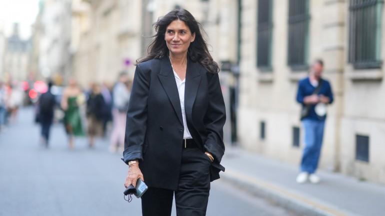 Emmanuelle Alt – styl redaktor naczelnej francuskiego Vogue'a